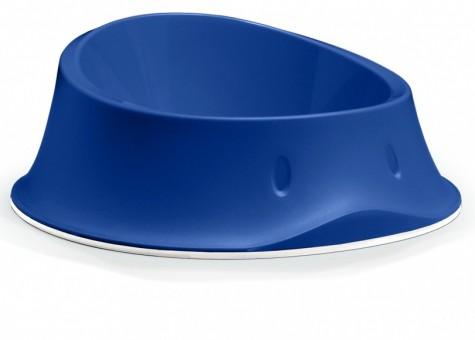 Stefanplast Миска  350 мл нескользящая Chic, тёмно-синяя