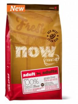 Now Fresh 11,35 кг Dog Grain Free Adult Lamb & Porc Беззерновой сухой корм для взрослых собак всех пород с ягненком и свининой