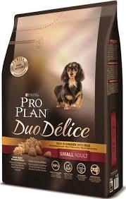 Pro Plan 2,5кг  Duo Delice для собак мелких пород с курицей