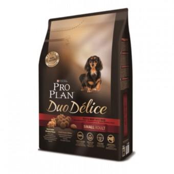 Pro Plan 2,5кг  Duo Delice для собак мелких пород с говядиной
