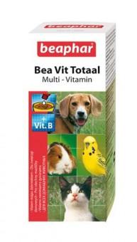 Beaphar Vit Total 50мл Комплекс витаминов в период линьки