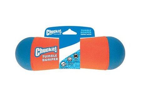 Chuckit Tumble Bumper Medium Игрушка для собак - Апорт, резина, средняя