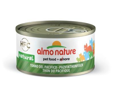 Almo Nature 70г с Тихоокеанским тунцом Legend Adult Cat Pacific Tuna