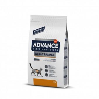 Advance Obesity Management 1,5 кг. Корм для кошек при  при ожирении