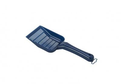 Moderna совок для мелкого наполнителя, 10х28х4см, черничный, scoopy small sifting