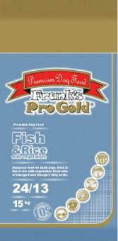 Frank's ProGold Fish & Rice 3 кг Сухой корм для собак всех пород Рыба и Рис
