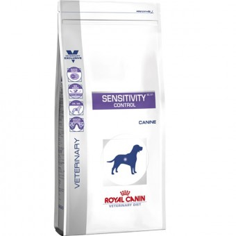 Royal Canin 14кг Sensitivity control SC21 Диета для собак при пищевой аллергии или непереносимости Утка
