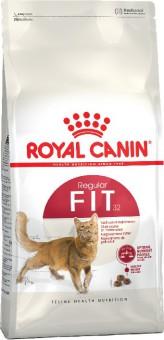 Royal canin 0,4кг Fit 32 Сухой корм для кошек бывающих на улице от 1 до 7 лет