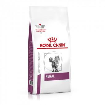 Royal Canin 400г Renal Диета для кошек при хронической почечной недостаточности