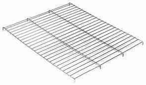 Полка металлическая для подставки под клетку  Пкл-1 47*56 см