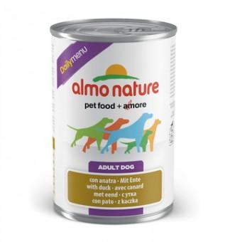 Almo nature 800гр Консервы для собак Меню с уткой