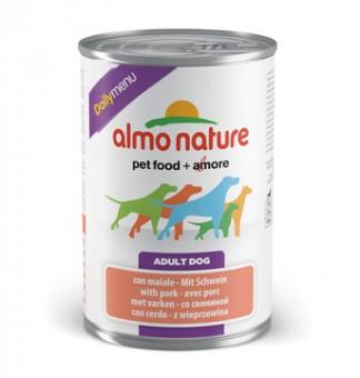 Almo nature 800гр Консервы для собак Меню со свининой