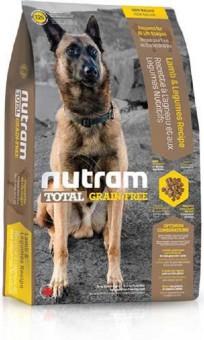 Nutram 11,4кг  T26 Nutram GF Lamb & Legumes Dog Food  - Б\З питание  из мяса ягненка с бобовыми