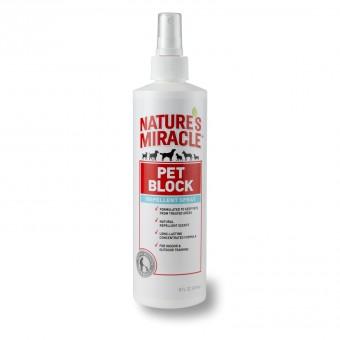 Nature's Miracle 236 мл.Корректор поведения для собак, (длительного действия),  8in1 NM Pet Repellent