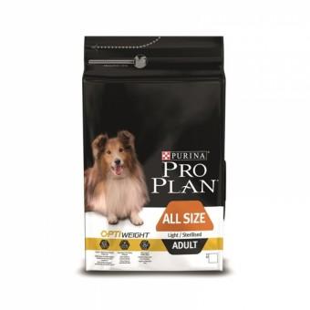 Pro Plan 3кг Light original Сухой корм для собак склонных к полноте с курицей