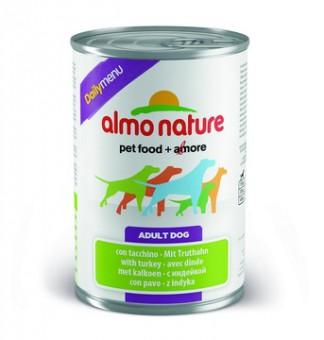 Almo nature 800гр Консервы для собак Меню с индейкой