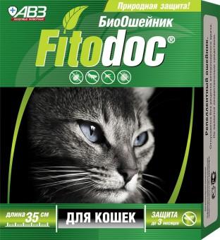 Фитодок ошейник био для кошек 35 см (до 06-2019)