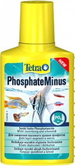 Tetra PhosphateMinus жидкое средство для снижения концентрации фосфатов 100 мл
