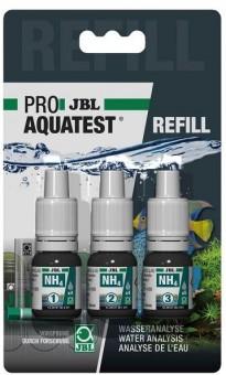 JBL ProAquaTest NH4 - Экспресс-тест для определения аммония/аммиака в пресной и морской воде