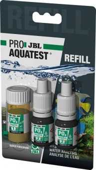 JBL ProAquaTest PO4 sensitive Refill - Дополнительные реагенты для экспресс-теста PO4 sensitive