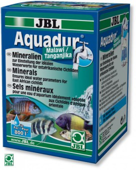 JBL Aquadur Malawi/Tanganjika - Минеральная соль Малави/Танганьика, 250г на 800/300л
