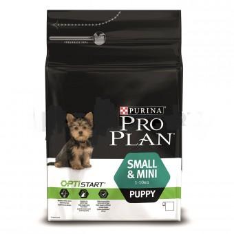 Pro Plan 0,7кг Puppy small original Сухой корм для щенков мелких пород с курицей