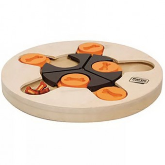 Flamingo Интерактивная игрушка для собак  ATHENA  25*4 см