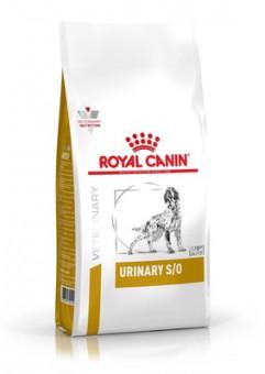 Royal Canin 14кг Urinary S/O LP18 Диета для собак при лечении и профилактике мочекаменной болезни (струвиты, оксалаты)