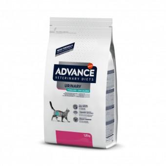 Advance 2,5 кг Корм для кошек при мочекаменной болезни, с пониженным содержанием калорий, STERILIZED LOW CALORIES