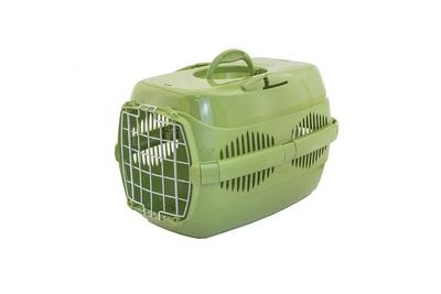 Yami-Yami переноска для животных Спутник-2, оливковая