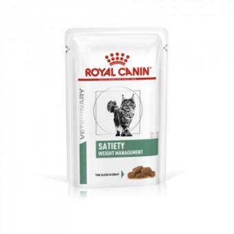 Royal canin 85г Контроль веса (Satiety management 30), 12шт