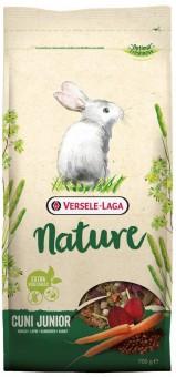 Versele-Laga 700г Nature Original Cuni Junior корм для крольчат