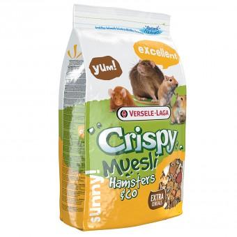 VERSELE-LAGA 1кг корм для хомяков и других грызунов Crispy Muesli Hamsters & Co