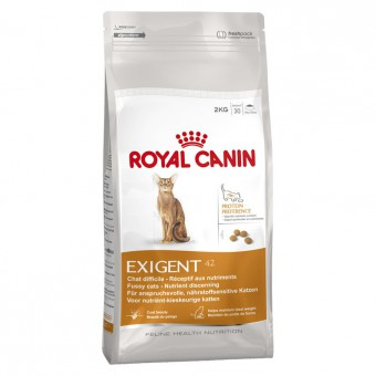 Royal canin 0,4кг Exigent 42 protein preference Сухой корм для привередливых кошек