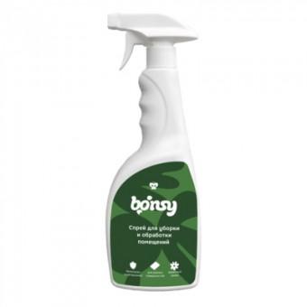Bonsy 750мл спрей-дезинфектор для уборки и обработки помещений