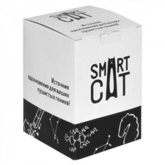 Smart Cat набор паучей Ассорти вкусов в нежном соусе для взрослых кошек и котят