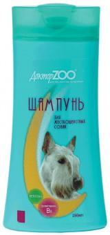 Доктор Zoo 250 мл Шампунь для жесткошерстных собак