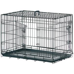 Papillon Wire cage 1 door 150176  Клетка металлическая с 1 дверкой, 76*54*61см