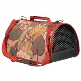 Tappi сумка-переноска Савока для животных, кофр жесткий, 43х25х24см