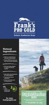 Frank's ProGold Light/Senior 17/8 15 кг Для собак Контроль веса: Индейка и Курица
