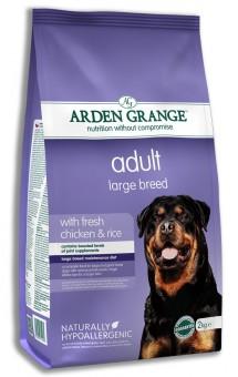 Arden Grange 2 кг Adult large breed Сухой корм для взрослых собак крупных пород
