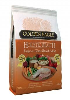 Golden Eagle Holistic 12кг Large and giant breed adult 24/14 Сухой корм для взрослых собак крупных пород