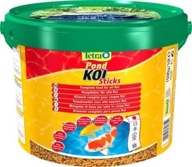 Tetra Koi Sticks Junior корм для молоди кои в гранулах 1 л