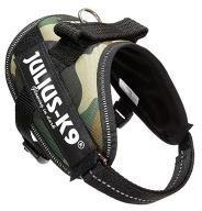 JULIUS-K9 шлейка для собак IDC®-Powerharness Mini (49-67см/ 7-15кг), камуфляж