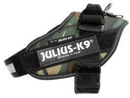 JULIUS-K9 шлейка для собак IDC®-Powerharness 1 (63-85см/ 23-30кг), камуфляж