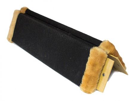 Дарэлл Когтеточка ковровая с пропиткой угловая 57*24*2см