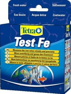 Tetra Fe-Тест воды на Железо  пресн/море10 мл
