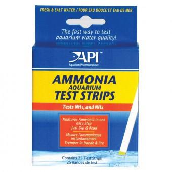 5 в 1 Тест Стрипс - Полоски для экспресс тестов 86г 5 in 1 Aquarium Test Strips