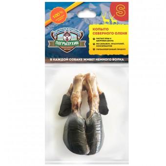 Погрызухин 150г премиум лакомство для собак, копыто северного оленя S