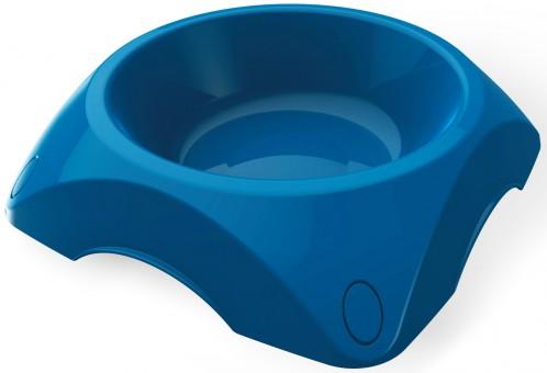 Bama PetМиска пластиковая 600 мл, синяя